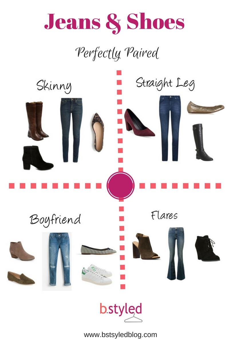 Jeans & Shoes