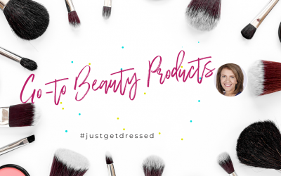 My Top 10 Go-To Beauty Products